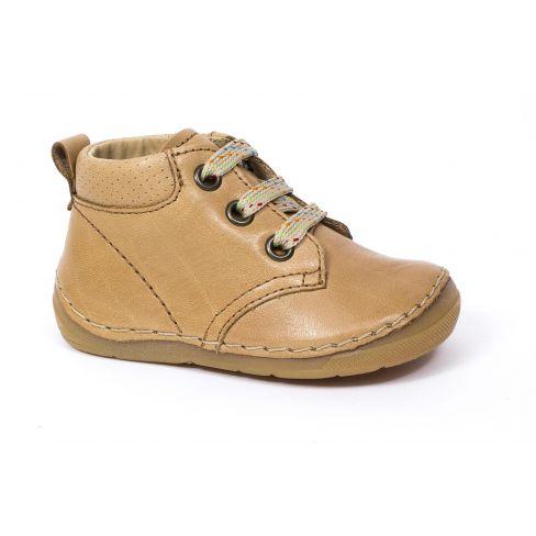 Boots à lacets COGNAC Froddo chaussant large