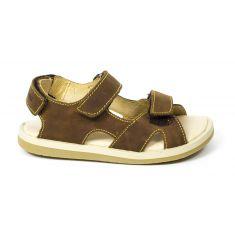 Sandales marron garçon pieds fns GBB COMMI