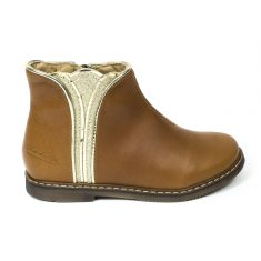 POM D'API Boots CITY ART camel