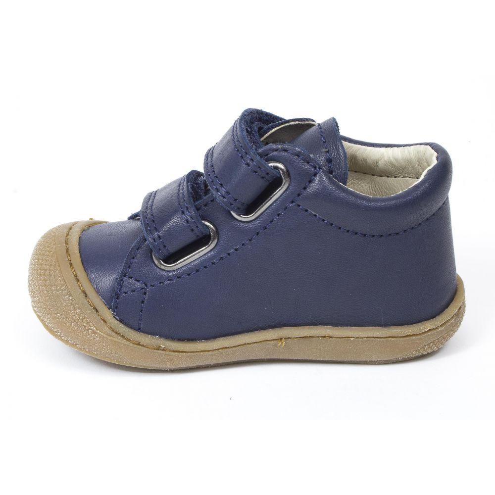 Naturino COCOON Chaussures bébé premiers pas souple garçon