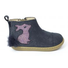 Shoopom      Boots  fille Bouba Pimpin        galaxy/glitter navy