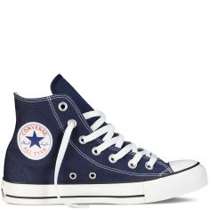Baskets Converse Chuck Taylor All Star Core HI bleu marine