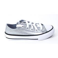 CONVERSE sneakers bas CTAS OX EV ARGENT