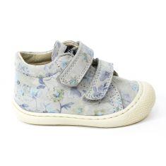 Naturino COCOON Chaussures bébé premiers pas souple fille motif floral