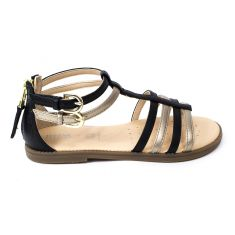 Geox Sandale fille cuir KARLY FILL