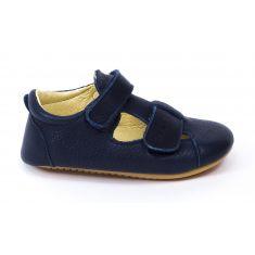 Froddo Chaussures sandales bébé garçon pré-marche en cuir bleu