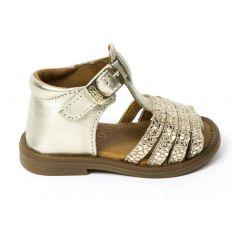 sandales or ATECA pour bébé fille GBB