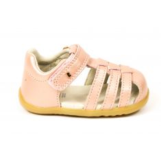 Sandales Bobux fille Step up Jump Rose Gold