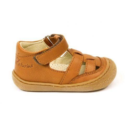 Naturino sandales garçon Wad nappa spazz.sole marron