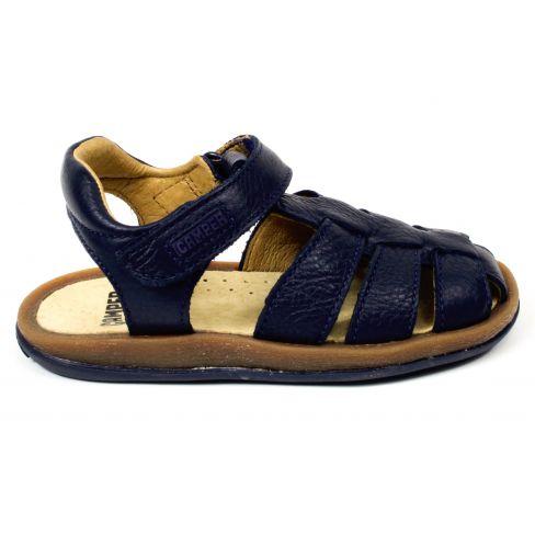 CAMPER sandales garçon Miel-Hypnos marine