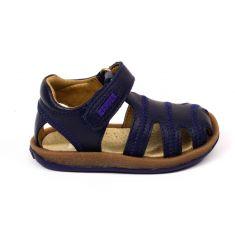 CAMPER sandales garçon Miel-Mattress marine