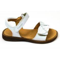 Froddo sandales fille argentées à scratch