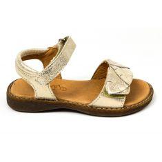 Froddo sandales fille dorées à scratch