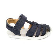 SHOO POM sandales garçon Goa tonton marine à scratch