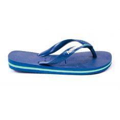 Havaianas Tong pour garçon BRASIL bleu marine