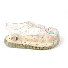 Gioseppo sandales Mare fille translucides à boucle