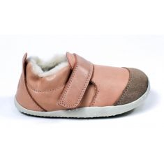 BOBUX Xplorer Go 1er pas bébé marvel chaussures rose beige