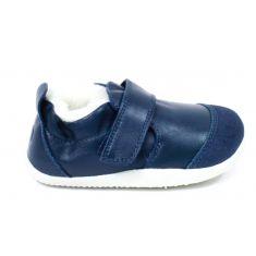 BOBUX Xplorer Go Marvel chaussures navy fourré