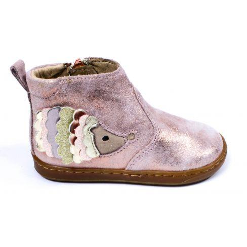 Shoopom Boots fille BOUBA NIGLO  camel