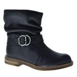 Boots noir KATY