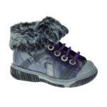 Boots gris parme ARTIST3