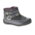 Boots gris AUCEANE