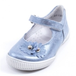 Little mary - Ballerines STYLEE bleu