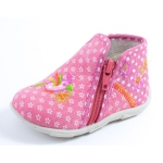 Chaussons rose  GBB  GALINA 90257