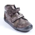 Boots marron métal Babybotte  KEVINA