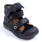 Boots noir Babybotte ARTISNOW1