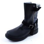 Boots bleu python   IKKS  MEREDITH K0642