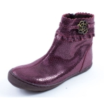 Bottines bordeaux  Little Mary  TUJOUE