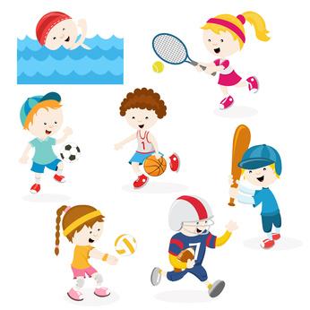 Des sports pour tout le monde !