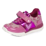 Baskets fille rose 151985B Agatha Ruiz de la Prada