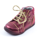 Bottines CARASSIN bordeaux  Catimini  A1716