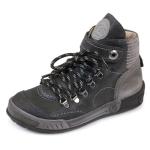 Boots noir cuir   151584A Garvalin