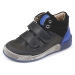 Boots noir garçon 151581A Garvalin