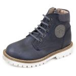 Boots noir garçon  151531A Garvalin