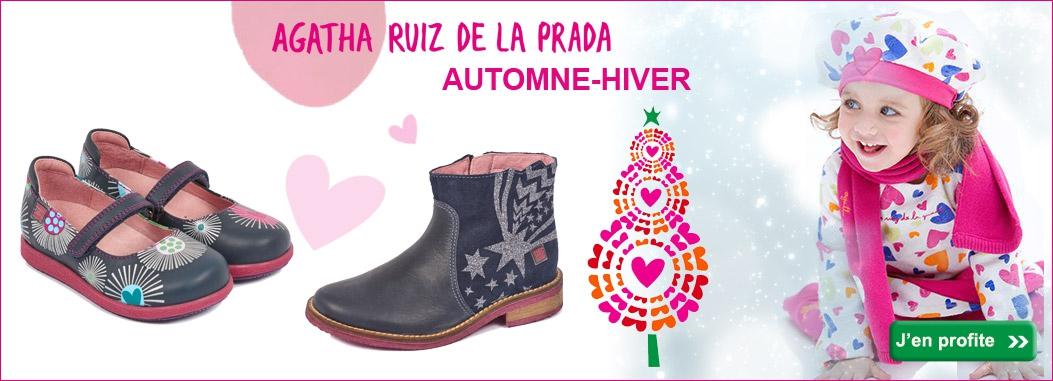 La nouvelle collection Automne/Hiver AGATHA RUIZ DE LA PRADA est arrivée