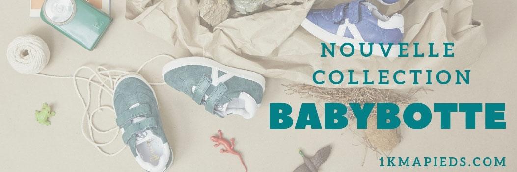La nouvelle collection BABYBOTTE est en ligne