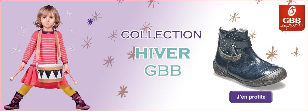 La nouvelle collection Automne/Hiver GBB est arrivée