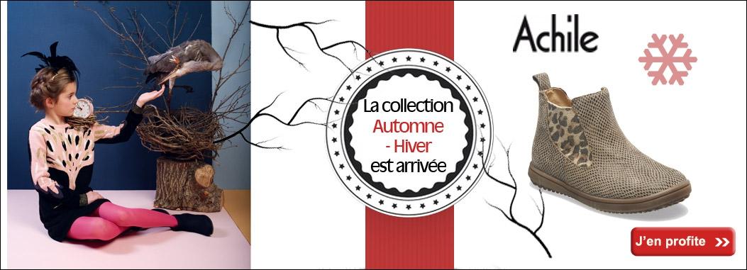 La nouvelle collection Automne/Hiver Achile est arrivée